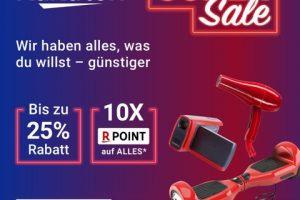 Bild von Highlight des Jahres: Rakuten Super Sale sensationelle Rabatte auf Marken wie Apple, Samsung, Nike, Adidas und noch viele mehr
