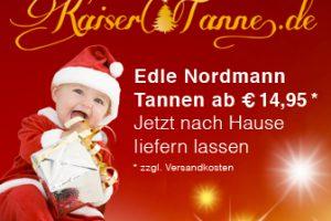 Bild von Edle Nordmanntannen ab 14,95€ – Nach Hause liefern lassen