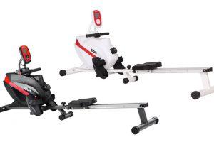 Bild von SportPlus Rudermaschine SP-MR-008 in Weiß oder Schwarz