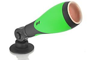 Bild von Deluxe Oral Masturbartor Set für Männer (Green)
