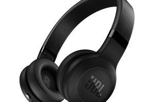 Bild von JBL C45BT Black Matte Kabelloser On-Ear-Kopfhörer