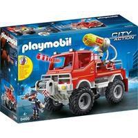 Bild von Playmobil® Konstruktions-Spielset Feuerwehr-Truck (9466), City Action
