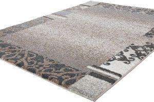 Bild von Obsession Teppich »My Copacabana 362«, 160×230 cm, 16 mm Gesamthöhe, grau