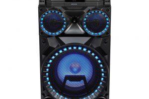 Bild von Medion® Party Lautsprecher mit Drum Pads »LIFE® X64030 (MD44030)«, schwarz