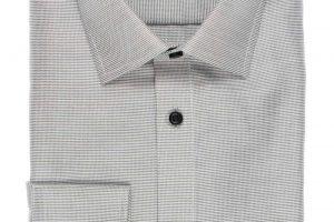 Bild von Venti Modern Fit Hemd grau, Faux-uni