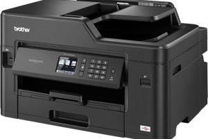 Bild von Brother MFC-J5330DW 4-IN-1 Tintenstrahl-Multifunktionsdrucker WLAN A3