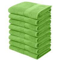 Bild von Handtücher Juna, my home, im Vorteilspack (8 Stück) grün