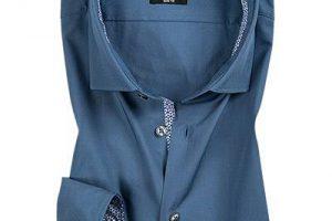Bild von Strellson Hemden Herren, blau