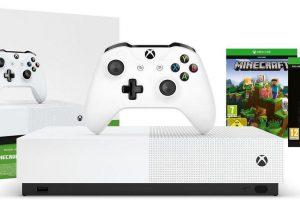Bild von Xbox One S 1TB, All Digital (ohne Laufwerk)