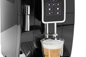 Bild von De'Longhi Kaffeevollautomat Dinamica ECAM 358.15.B, Sensor-Bedienfeld