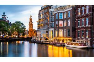 Bild von Hin und Rückflug nach Amsterdam ab 75€