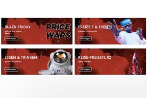 Produktbild von Cyber Monday Flash Sale! Highlight-Deals mit bis zu 87% Rabatt warten auf Dich!