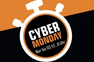 Produktbild von CyberMonday Deals: Nur noch HEUTE warten bis zu 81% Rabatt auf Dich!