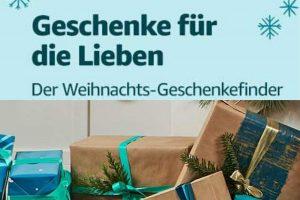 Bild von Der Amazon Weihnachts-Geschenkefinder