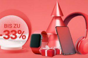Bild von Christmas Sale bis zu -33%
