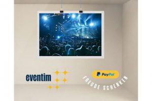 Bild von Glücksmomente erleben und 10€ sparen! Code: PYPL10