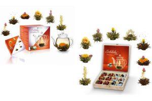 Bild von Creano Tee-Geschenksets mit weißem oder schwarzem Tee: verschiedene Sets zur Wahl