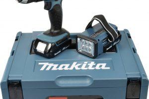 Bild von Makita DHP453RYLJ 2 x 1,5 Ah im Makpac + BML146