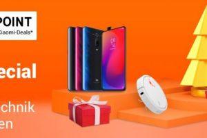 Bild von Xiaomi Special – Erstklassige Technik zu Knallerpreisen – Bis zu 80% Rabatt!